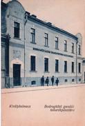 Kralovsky Chlmec , Trebisov ,  Banka - Slovaquie