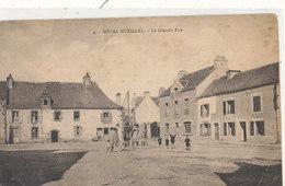 NOYAL MUZILLAC La Grande Rue Animée - Autres Communes