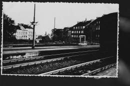 KOLN GARE  VOYAGE PHOTOGRAPHES FRANCAIS 1958 EXPOSITION SALON PHOTO  CP   PHOTO    ORIGINALE 1948 ETC - Allemagne