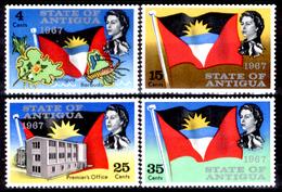 Antigua-019 - Valori Emessi Nel 1967 (++) MNH - Privi Di Difetti Occulti. - Antigua E Barbuda (1981-...)