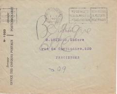 Office Des Cheques Postaux, Postcheckambt, Tabacs Semois (07885) - Tabac
