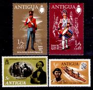 Antigua-021 - Valori Emessi Nel 1970 (+) Hinged - Privi Di Difetti Occulti. - Antigua E Barbuda (1981-...)