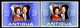 Antigua-022 - Valori Emessi Nel 1972 (++) MNH - Privi Di Difetti Occulti. - Antigua E Barbuda (1981-...)