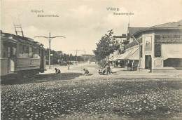 E-16 -2350 :  WIIPURI WIBORG  TRAMWAY - Estonie