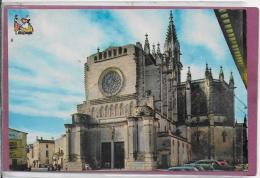 MALLORCA MANACOR .- Iglesia - Mallorca