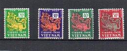 Viêt-Nam : Taxe 2/3/4/5 XX - Vietnam