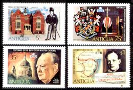Antigua-025 - Valori Emessi Nel 1974 (++) MNH - Privi Di Difetti Occulti. - Antigua E Barbuda (1981-...)