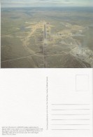 Falkland Islands Mount Pleasant Airport Postcard Unused (33324) - Falklandeilanden