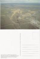 Falkland Islands Mount Pleasant Airport Postcard Unused (33324) - Falkland