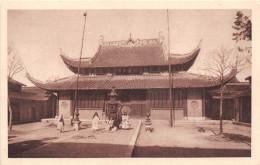 ¤¤   -   CHINE   -  Une Bonzerie En Chine   -   Temple   -  ¤¤ - Chine