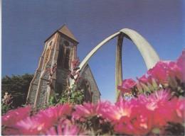 Falkland Islands Christchurch Cathedral Stanley Postcard Unused (33336) - Falklandeilanden