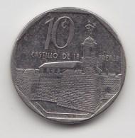 @Y@    Cuba  10 Centavos  1994    (3472) - Cuba