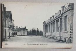 FRONTIERE AU COL DE LA SCHLUCHT - 107 - France