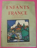 1928 Brochure Les Enfants De La France N°9  Scout Et Bons Illustrateurs Binjamin Rabier Etc éditeur Le Figaro Paris - Livres, BD, Revues