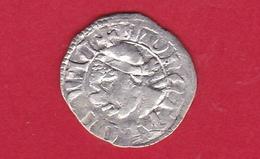Hongrie - Louis 1er (1342-1382) - 1 Denar Argent - Hungría