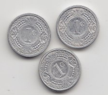 @Y@    Nederlandse Antillen   1 Cent   2000 / 2005 / 2008     (3479) - Nederlandse Antillen