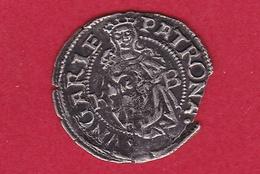 Hongrie - Ferdinand 1er De Halsbourg - 1 Denier Argent - 1531 - Hungría