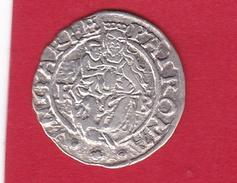 Hongrie - Ferdinand 1er De Halsbourg - 1 Denier Argent - 1563 - Hungría