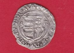 Hongrie - Matthias II - 1 Denier Argent - 1614 - Hungría