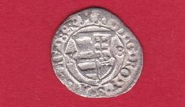 Hongrie - Ferdinand II - 1 Denier Argent - 1620 - Hungría