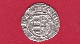 Hongrie - Ferdinand III - 1 Denier Argent - 1639 - Hungría