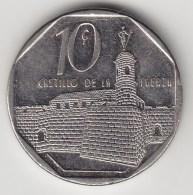 @Y@    Cuba  10 Centavos  2000    (3490) - Cuba