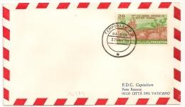 10TH CONFERENCE ISLAMABAD PAKISTAN TO CITTA DEL VATICANO. 1970. - Pakistan