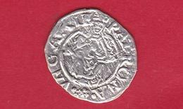 Hongrie - Maximilien II - 1 Denier Argent - 1577 - Hungary