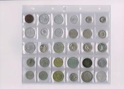 30 X Magyar, Republika Hrvatska, Island, India, Italia,Filler,New Zeland... - Specimen