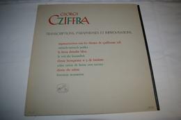 Disque 33T De Gyorgy Cziffra - Clásica