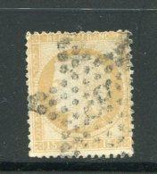 FRANCE- Y&T N°55- étoile 8 - 1871-1875 Ceres