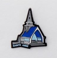 Pin's Eglise Sainte Anne - C016 - Pin's