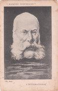 """Carte Postale Ancienne Illustrée - """"masques Souverains"""" - L'International - Altre Illustrazioni"""