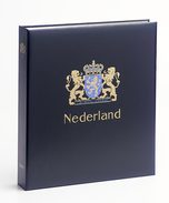 DAVO LUXE ALBUM ++ NETHERLANDS VELLETJES III 2015-2018 ++ 10% DISCOUNT LIST PRICE!!! - Zonder Classificatie