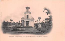¤¤  -  9   -   ILE-de-LA-REUNION   -  SAINT-BENOIT   -  L´Eglise    -   ¤¤ - Saint Benoît