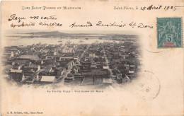 ¤¤  -     ILES SAINT-PIERRE Et MIQUELON   -  Saint-Pierre  -  La Haute-Ville  -  Vue Prise Du Nord     -   ¤¤ - Saint-Pierre-et-Miquelon