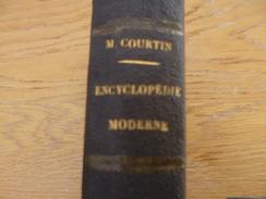 Dictionnaire Abrégé Des Hommes Et Des Choses. 1830. Planches. Courtin - 1801-1900