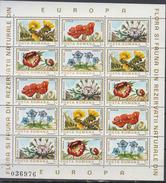 ROUMANIE   1983    N .  3470 / 3474      COTE   30 ,00   EUROS - Blocks & Sheetlets