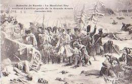 Histoire De France        16        Bataille De Russie.Le Maréchal Ney .... - History