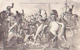 Histoire De France        18        Napoléon Blessé Devant Ratisbonne - History