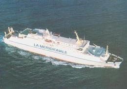 Bateaux De Commerce        H36        Santa Regina ( La Méridionale ) - Fähren