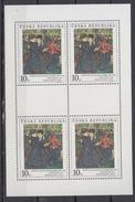 TCHEQUIE   1994        N.  56 / 58        COTE  20 ,00  EUROS - Hojas Bloque