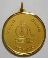 MEDAGLIA VELO CLUB FREJUS TORINO _ XIII MEMORIAL PASQUALE Livorno Ferraris 1979 _ BICI _ CICLISMO - Ciclismo