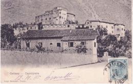 Calliano - Castelpietra - Vuaggiata 1901       C722 - Italia