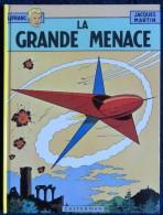 Jacques Martin - Lefranc /  La Grande Menace - Casterman - ( 1985 ) . - Livres, BD, Revues