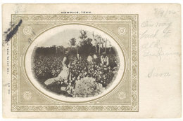 Cpa Usa - Memphis, Tenn.  ( Culture Du Coton )  ((S.709)) - Memphis