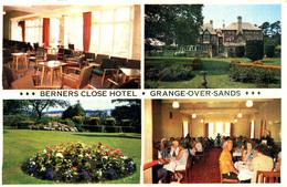CUMBRIA - GRANGE OVER SANDS - BERNERS CLOSE HOTEL Cu1071 - Cumberland/ Westmorland