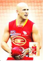 Australia 2012 Maxicard Scott #3627 60c Gary Ablett Athletes Australian Legends First Day Issue - Cartoline Maximum