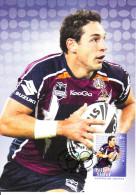 Australia 2012 Maxicard Scott #3629 60c Billy Slater Athletes Australian Legends First Day Issue - Cartoline Maximum