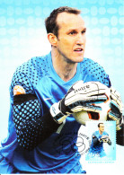 Australia 2012 Maxicard Scott #3633 60c Mark Schwarzer Athletes Australian Legends First Day Issue - Cartoline Maximum